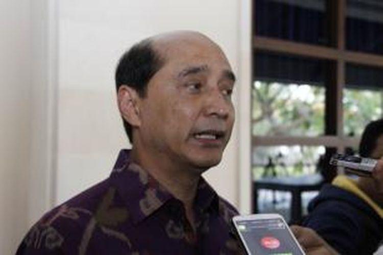 Staf Khusus Presiden Bidang Komunikasi Politik, Daniel Sparingga