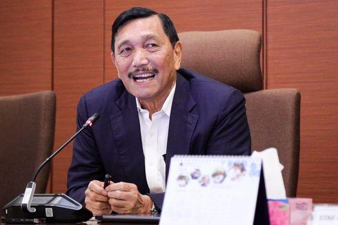 Luhut: Semua Pejabat Harus Belanja Online Saat Sidang Kabinet Paripurna