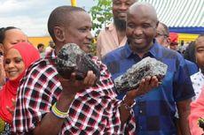 Semahal Apa Tanzanite? Batu yang Bikin Ayah 30 Anak Mendadak Kaya