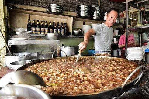 Mie Sapi Michelin di Bangkok Gunakan Kaldu yang Sama Selama 40 Tahun