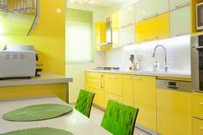 Jangan Gunakan Warna Ini untuk Dinding Dapur Menurut Psikolog