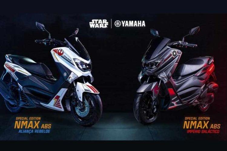 Yamaha Nmax Star Wars Edition