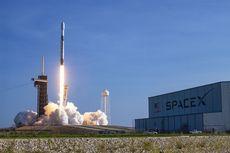 SpaceX Cetak Rekor Dunia Luncurkan Satelit ke Luar Angkasa Terbanyak