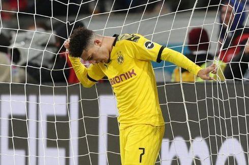 Hoffenheim Vs Dortmund, Berakhirnya 2 Rekor Impresif Jadon Sancho
