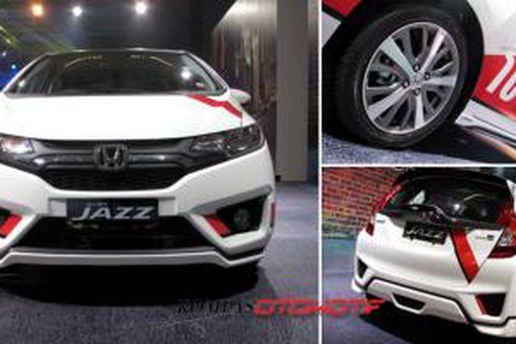 4400 Gambar Mobil Honda Jazz Warna Putih Modifikasi Gratis Terbaik