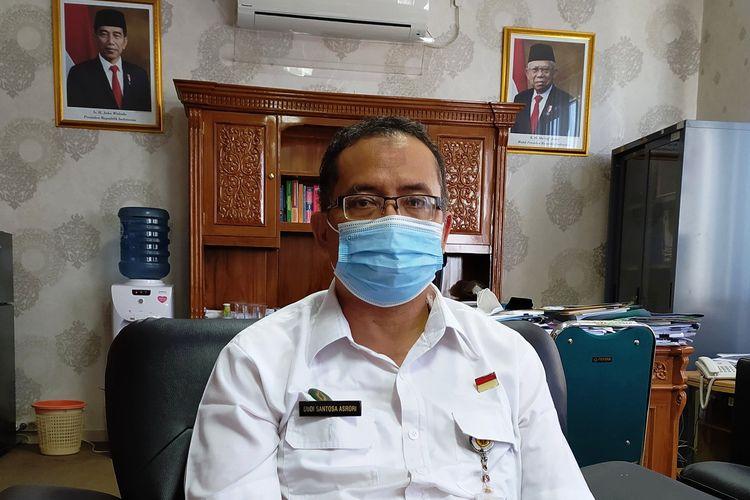 Kepala Dinas Pendidikan, Pemuda, dan Olahraga (Kadisdikpora) Kota Yogyakarta, Budi Santosa Asrori.