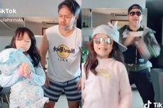 Kompak Banget, Indra Brasco dan Putrinya Tetap Lincah Joget TikTok meski Berpuasa