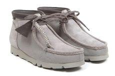Sepatu Ikonik Clarks Hadir dengan Bahan Gore Tex