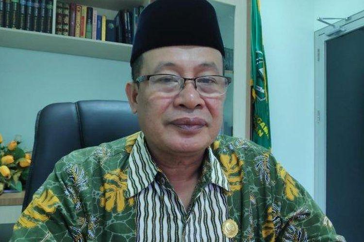 Kepala Kemenag Kota Balikpapan Hakimin