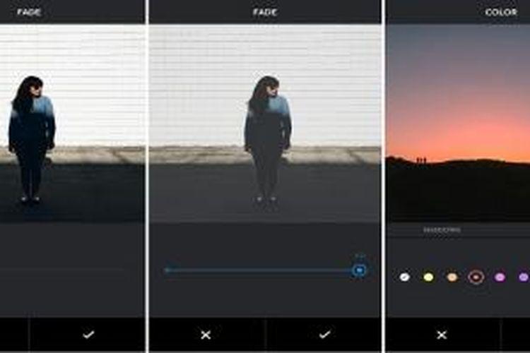Instagram kini sediakan 2 pengeditan kustomisasi