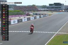 Hasil MotoGP Perancis, Marquez Cetak Hattrick