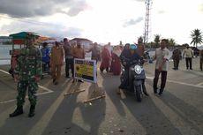 Warga yang Tak Pakai Masker Dilarang Masuk Banda Aceh