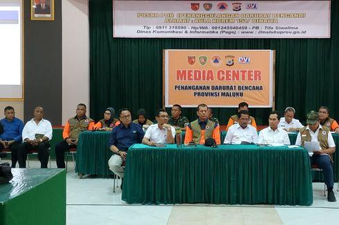 Kepala BNPB: Presiden Akan Kunjungi Korban Gempa Maluku