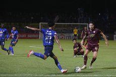 VIDEO - PSM Makassar Vs Arema FC, Sepakan Cantik Ezra dalam Drama 8 Gol