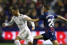 Levante Vs Real Madrid - Los Blancos Kalah, Puncak Klasemen Direbut Barcelona