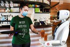 Restoran di Belanda Mempekerjakan 3 Robot Pramusaji, Minim Kontak Fisik di Masa Pandemi