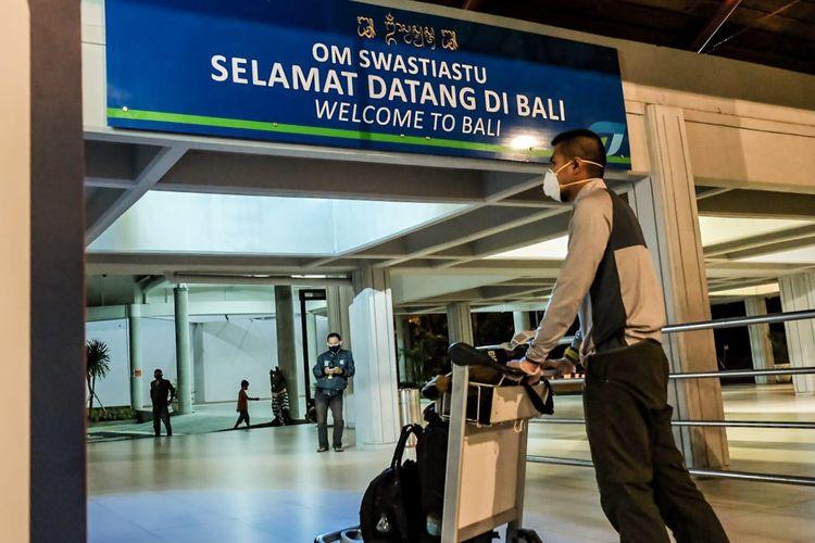 ILUSTRASI - Bandara Ngurah Rai