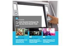 [POPULER TREN] Penyebab Nasabah Mandiri Kehilangan Rp 128 Juta   Ganti Kartu ATM Chip