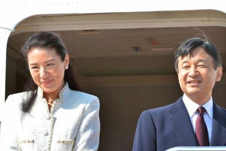 Putri Masako dan Pangeran Naruhito