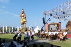 Parade Beleganjur Meriahkan Pembukaan Nusa Dua Fiesta 2015