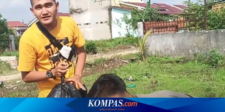 Video Prank Daging Kurban Isi Sampah, 2 Kamerawan
