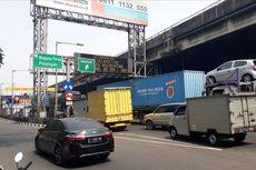 Olah TKP Selesai, GT Rawamangun dan Jalan Tol Wiyoto Wiyono Kembali Dibuka