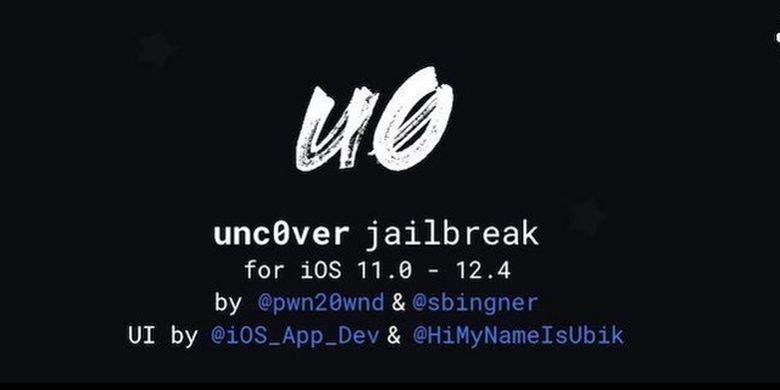 Kode jailbreak iOS 12.4 yang tersebar di GitHub