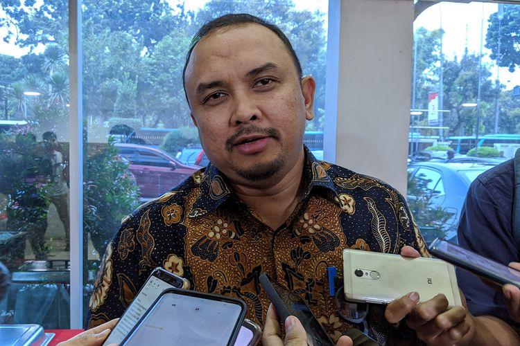 Direktur Utama BAKTI Kemenkominfo, Anang Achmad Latif