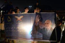 Berbagi Kekuasaan dengan Kompetitor, Ashraf Ghani Jadi Presiden Baru Afghanistan