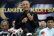 Malaysia Bekukan Partai Baru Besutan Mahathir Mohamad