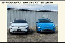 Hyundai Kona Electric Facelift Sudah Mendarat di Indonesia, Ini Bedanya