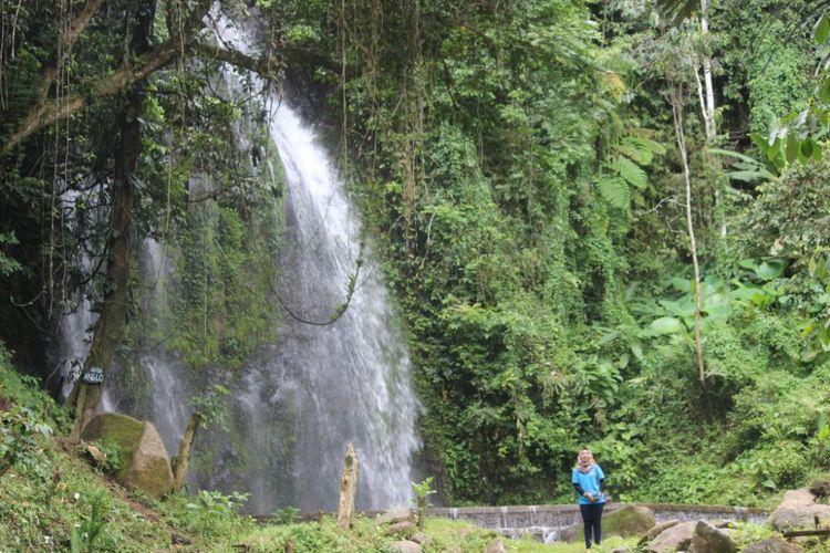 Suka Air Terjun Pesawaran Lampung Punya 4 Air Terjun Cantik