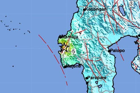 9 Fakta Gempa Majene, Sebabkan Korban Jiwa hingga Berpeluang Tsunami