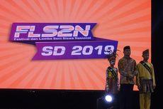 DKI Jakarta Raih Juara Umum Jenjang SD-SMP di FLS2N 2019