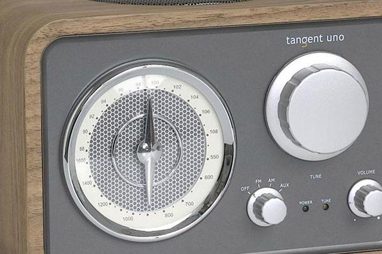 Ilustrasi radio FM
