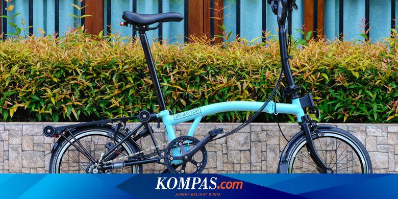 Sepeda Brompton Edisi 2020 Dibanderol Murah Meriah, Cek