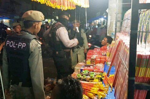 Jelang Ramadhan, Polisi Lhokseumawe Razia Tempat Hiburan dan Petasan
