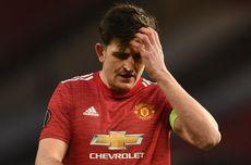 Euro 2020, Kapten Man United Disebut Tak Layak Masuk Skuad Inggris