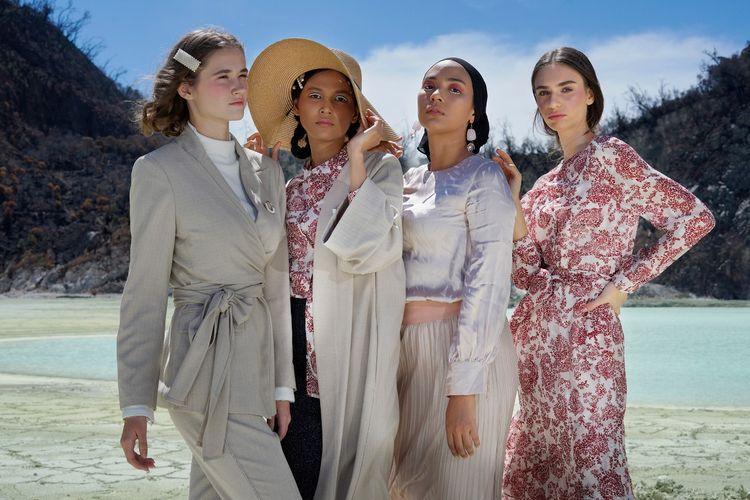 Modest fashion koleksi Markamarie