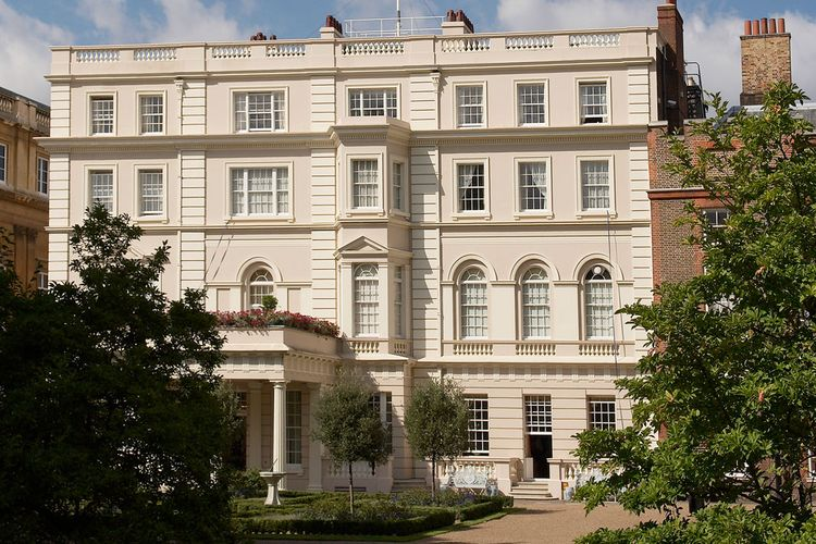 Clarence House.
