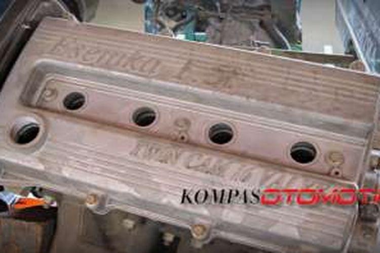 Blok mesin Esemka Rajawali 1.5L Twin Cam 16 Valve