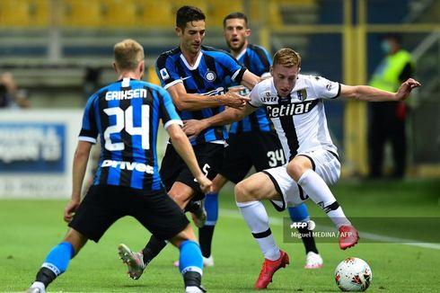 Parma Vs Inter, Nerazzurri Pantas Raih Kemenangan