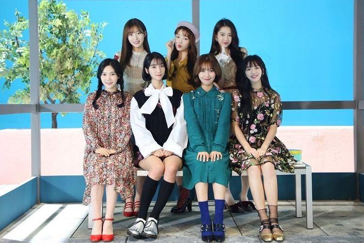 Girlband K-pop Oh My Girl