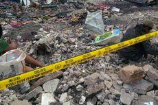 Puslabfor Polri Ambil Sampel Kebakaran Pasar Tengah untuk Penyelidikan
