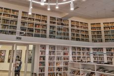 Perpustakaan di Jakarta yang Keren dan Nyaman untuk Belajar
