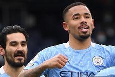 Cetak Gol Lagi, Gabriel Jesus Pertajam Rekor Spesial di Premier League