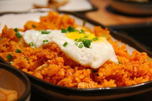 Resep Nasi Goreng Kimchi Khas Korea yang Simpel buat Sarapan
