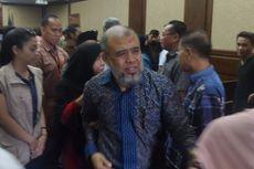 Patrialis Mengaku Spontan Beri Saran Dekati Hakim Lain
