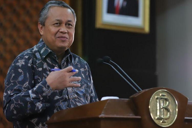 Gubernur Bank Indonesia Perry Warjiyp