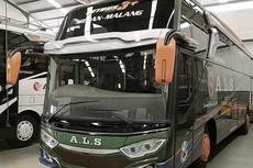 PO ALS Punya Bus Baru Trayek Medan – Malang